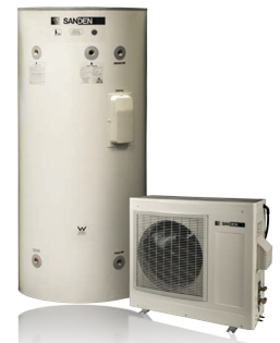 sanden-waterheater